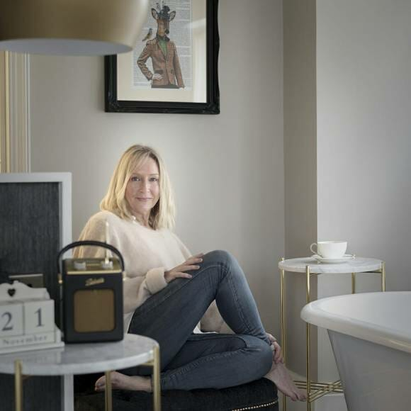 Interior Designer Portrait Photography Cheshire