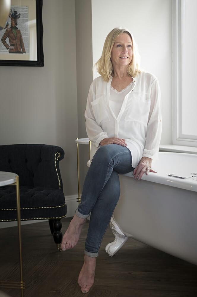 Interior Designer Portrait Photography Cheshire