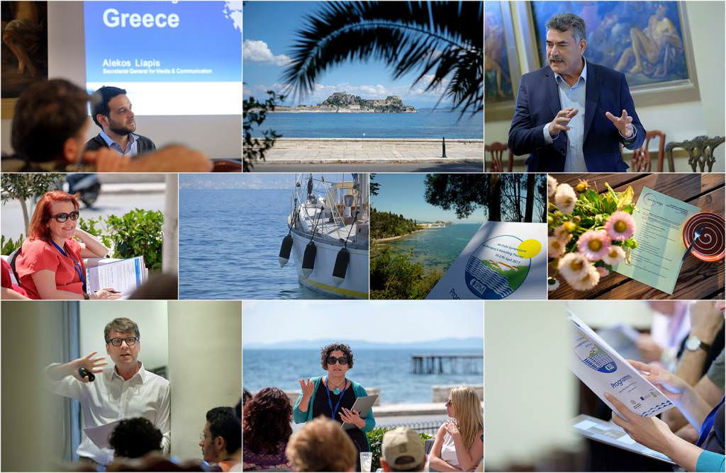 Corfu conference - Photographer - Ian Southerin